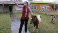 Directora del local dice que animales cuentan con revisiones periódicas. Foto: A. Colmegna