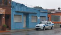 Conmoción en Maldonado por asesinato de anciano de 91 años. Foto: Ricardo Figueredo