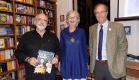 Walter Diconca, Louise von Bergen, Andrew Cooper.