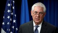 Rex Tillerson. Foto: Reuters
