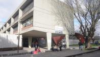 Liceo N° 26: se llevaron dos garrafas, dos guitarras y un órgano. Foto: archivo El País