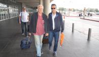 Club del Clan: los artistas llegaron a Uruguay con sus éxitos. Foto: V. Rodríguez