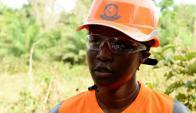 Empresaria. Camara fundó y es la directora ejecutiva de Tigui Mining Group. (Foto: AFP)