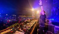 En auge. En el mundo se han multiplicado las fiestas y shows con este formato musical. (Foto: AFP)