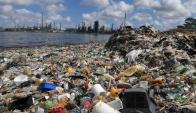 En 2015, el mundo produjo 400 millones de toneladas métricas de plástico Foto: F. Flores