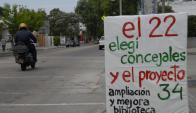 Candidatos: los postulantes se repiten en cada elección. Foto: archivo El País