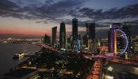 Doha, la moderna capital de Catar, un pequeño emirato del Golfo Pérsico. Foto: Archivo