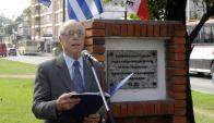 Raúl Mermot. Foto: AFP