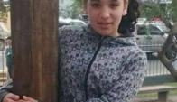 Yanina Cuello fue vista por última vez en la plaza de Pando. Foto: @iridiscenci4