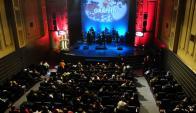 La nueva edición de los premios fue presentada en la Sala Zitarrosa. Foto: M. Bonjour