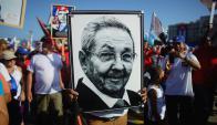El Día de los Trabajadores en Cuba. Foto: Reuters