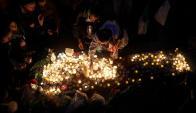 Londres homenajea a las víctimas del atentado. Foto: Reuters
