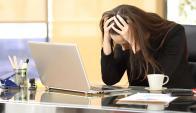 Una situación prolongada de estrés conduce a una enfermedad.