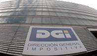 Dirección General Impositiva. Foto: Archivo El País