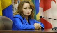 El testimonio de Judith Carvajal, hermana del periodista Nelson Carvajal. Foto: EFE