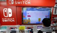 Switch: el primer dispositivo de Nintendo en cinco años. Foto: Reuters