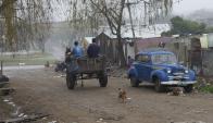 En 10 años, 700 mil uruguayos consiguieron salir de la pobreza. Foto: Archivo El País