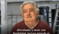 Mujica hizo una nueva defensa de su iniciativa. Foto: captura de video