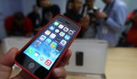 Gracias a la expansión del smartphone, conexión en movimiento alcanza 41%. Foto: AFP