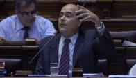 Diputado blanco Pablo Abdala. Foto: Archivo de El País
