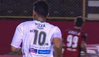 Precios. El sponsor de Fluminense de Feira exhibió los de sus productos.