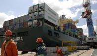 Suma: en el año las exportaciones rozan los US$ 1.500 millones. Foto: Archivo El País