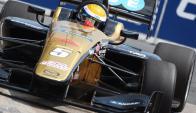 Santiago Urrutia en Indy Lights. Foto: prensa Urrutia