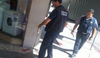 Paysandú se vio conmocionado por el asesinato del comerciante. Foto: El Telégrafo