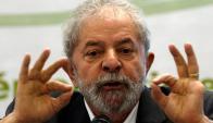 El expresidente de Brasil criticó el proceso contra Rousseff. Foto: REUTERS