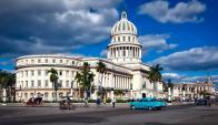 Edificio del Capitolio, en La Habana. Foto: Pixabay
