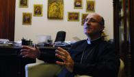 """""""Si hay algo que tiene tradición en Uruguay, es la Iglesia Católica. Foto: F. Ponzetto"""