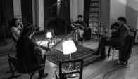 Guitarras de Bareto. Foto: Difusión