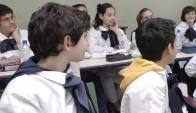 Escolares. Foto: archivo El País