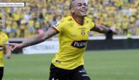 Jonathan Álvez es figura en Barcelona de Guayaquil y lo quieren en México