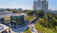 En Miami está la universidad que más atrae a los jóvenes. Foto: Archivo