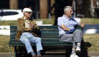 Surge un  nuevo problema en el sistema mixto de jubilaciones. Foto: EFE