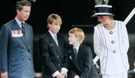La Princesa Diana es motivo de un nuevo documental. Foto: AFP