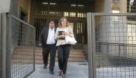 Beatriz Larrieu, jueza de Crimen Organizado. Foto: Fernando Ponzetto