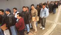 El desempleo cerró en 4,7% en el último año de Obama en la Casa Blanca. Foto. AFP