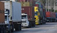 La Unión de Exportadores busca acercar las partes; UPM no recibió madera. Foto: M. Bonjour