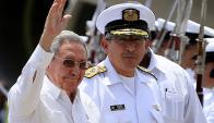 El presidente Raúl Castro ratificó que continuará la política de reformas. Foto: EFE