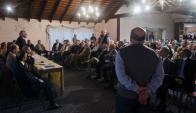 Militares retirados han hecho saber su preocupación por el proyecto. Foto: F. Ponzetto