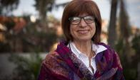 Beatriz López forma parte del programa Familia Amiga del INAU. Foto: Florencia Barré