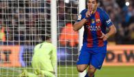 Barcelona. De la mano de Suárez, se sumó a Madrid como uno de los destinos preferidos. (Foto: AFP)