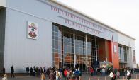 El St. Mary´s Stadium de Southampton. Foto: Wikimedia