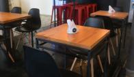 Mapi Café, en Ciudad Vieja.