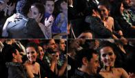 Ricardo Mollo y Natalia Oreiro, enamorados