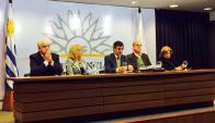 Consejo de Ministros. Foto: Twitter @oppuruguay