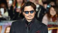 Johnny Depp. Foto: AFP