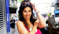 Rossana Tadei, el 22 en Sala Zitarrosa. Foto: Difusión